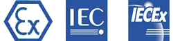 Ex Certification Logos